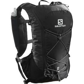 Salomon Agile 12 Set de mochila, negro